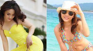 Sao Việt tuổi Thân có vợ xinh đẹp, nóng bỏng cỡ nào?