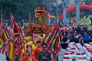 Ngàn người đến xem 'Vua Quang Trung' oai phong ra trận