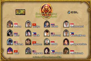 Giải đấu vô địch Hearthstone Đông Nam Á: Cơ hội cho siêu sao Việt tỏa sáng