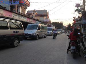 Dòng người tấp nập kéo về chùa Hương trước giờ khai hội
