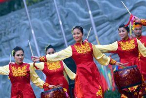 Khai hội gò Đống Đa tưởng nhớ vua Quang Trung - Nguyễn Huệ