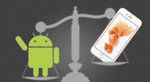 Những lí do cho thấy smartphone Android ăn đứt iPhone