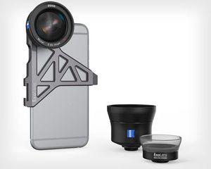Có nên mua ống kính gắn ngoài đắt tiền cho iPhone?