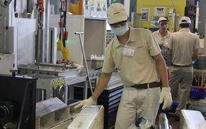Doanh nghiệp FDI sản xuất liên tục trong dịp Tết