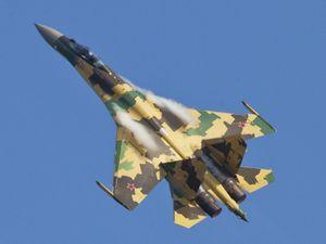 Không quân Algeria đặt mua máy bay tiêm kích Su-35 của Nga