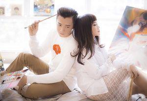 Ngô Kiến Huy không sợ bạn gái ghen khi tình tứ bên người đẹp