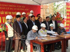 Đường sắt Cát Linh-Hà Đông sẽ khai thác toàn tuyến vào cuối 2016