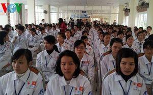 Năm 2016, Đài Loan (Trung Quốc) tiếp tục nhận nhiều lao động Việt Nam