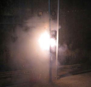 Nghệ An: CVP UBND huyện Diễn Châu lên tiếng việc để pháo nổ tràn lan