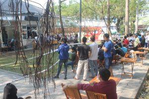 Đà Nẵng: Tưng bừng hội thi chim đấu hót đầu xuân