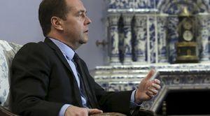 Thủ tướng Nga: 'EU hoặc tôn trọng lợi ích nước Nga, hoặc làm ăn ở nơi khác'