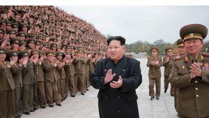 Ông Kim Jong Un thăng tướng một loạt sĩ quan Triều Tiên