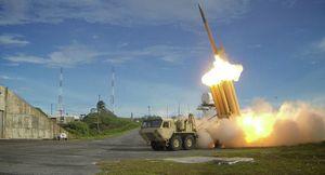'Mỹ triển khai lá chắn tên lửa đến Hàn Quốc để nhắm vào Trung Quốc'
