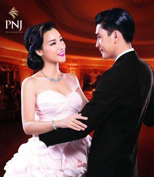 PNJ ra mắt loạt trang sức lấy cảm hứng từ hoa hồng