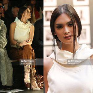 Hoa hậu Hoàn vũ 2015 gợi cảm trên sàn thời trang New York