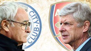 Wenger chơi tâm lý chiến với Leicester