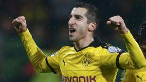 Vòng 21 Bundesliga: Niềm vui ông lớn