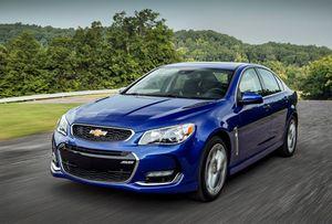 Điểm danh những mẫu xe tiêu dùng tăng tốc cực nhanh