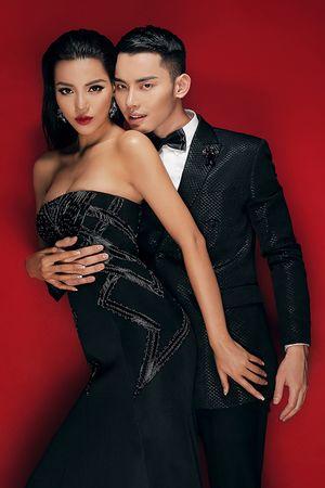 Khả Trang, Mạnh Khang tình tứ trong ngày lễ tình nhân