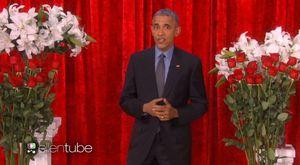 Tổng Thống Mỹ đọc thơ tình tặng vợ