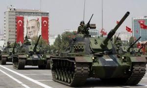 Thổ Nhĩ Kỳ và Ả Rập Saudi sẵn sàng xua quân đánh Syria