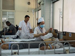 10 ca tử vong vì đánh nhau trong dịp tết Nguyên đán