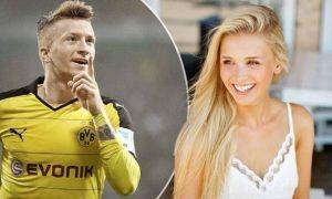 Trai đẹp Marco Reus thừa nhận đang hẹn hò siêu mẫu tóc vàng