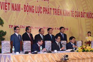 Hà Nội, TP HCM cam kết tạo điều kiện thuận lợi cho DN