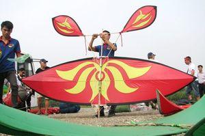 Khai mạc lễ hội diều độc đáo giữa Thủ đô
