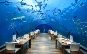 Những nhà hàng ăn uống có view đẹp mê ly