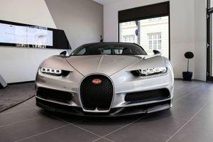 """Soi showroom đầu tiên """"cực chất"""" của Bugatti tại Châu Âu"""