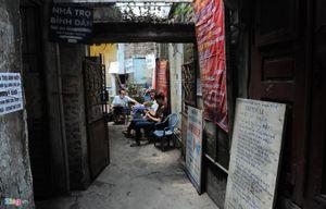 Phòng trọ điều hòa giá 15.000 đồng ở Hà Nội