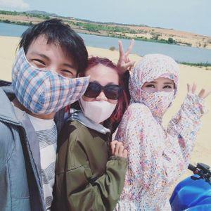 Học lỏm tuyệt chiêu trốn nắng của sao Việt vào những ngày oi bức