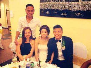 Cựu tuyển thủ U23 Việt Nam hạnh phúc ngày đưa nàng về dinh