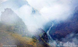 Đẹp hùng vĩ những ngọn núi trên mảnh đất cao nguyên đá Đồng Văn