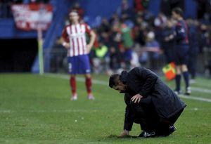 """Diego Simeone: """"Kẻ phản diện"""" hay người chiến binh"""