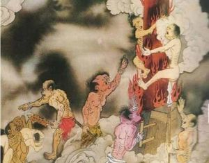 Khóc thét những hình phạt rùng rợn ở 18 tầng địa ngục
