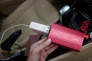 Chia sẻ về việc dùng inverter để xài máy tính và các thiết bị điện khác trên xe hơi