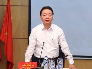 """Bộ trưởng Trần Hồng Hà: Không thể chậm trễ trong xét cấp """"sổ đỏ"""""""