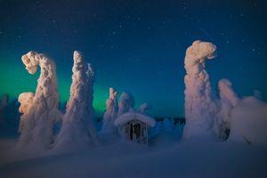 Cảnh tượng thiên nhiên nghẹt thở dưới ống kính nhiếp ảnh gia du lịch