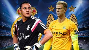 Chấm điểm Real vs Man City: Mờ nhạt Ronaldo
