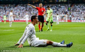 Ronaldo sẽ phải trả giá khi ra sân 'chiến' Man City?