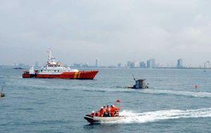34 ngư dân trên tàu bị đâm chìm tại Hoàng Sa về bờ an toàn