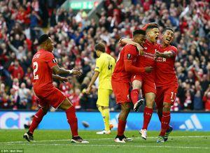 Hạ Villarreal, Liverpool đã rất gần suất dự Champions League