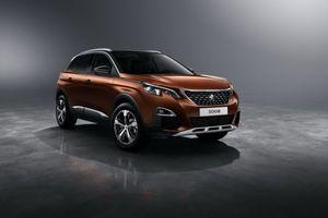 Peugeot ra mắt SUV 3008 mới, nhiều tùy chọn động cơ, cabin thông minh i-Cockpit