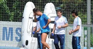 Ronaldo tập tễnh rời sân, Zidane vẫn lạc quan