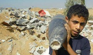 Đau lòng cuộc sống trẻ em vùng chiến sự