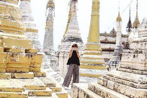 """Nàng stylist cá tính bật mí """"ăn-chơi-ở"""" tại Myanmar với 9 triệu đồng"""