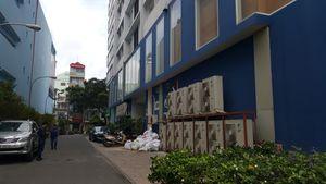 Cận cạnh dự án chung cư cao cấp sắp bị ngân hàng BIDV xiết nợ