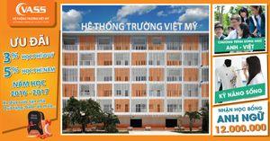 Nhiều học sinh trường Việt Mỹ đạt IELTS 7.0-8.5